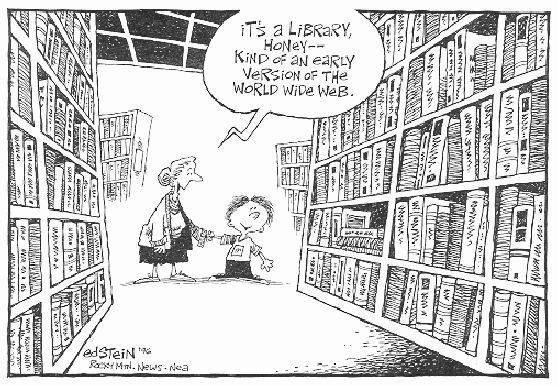 cartoons over boeken - Google zoeken