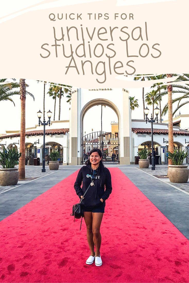 Universal Studios LA Guide