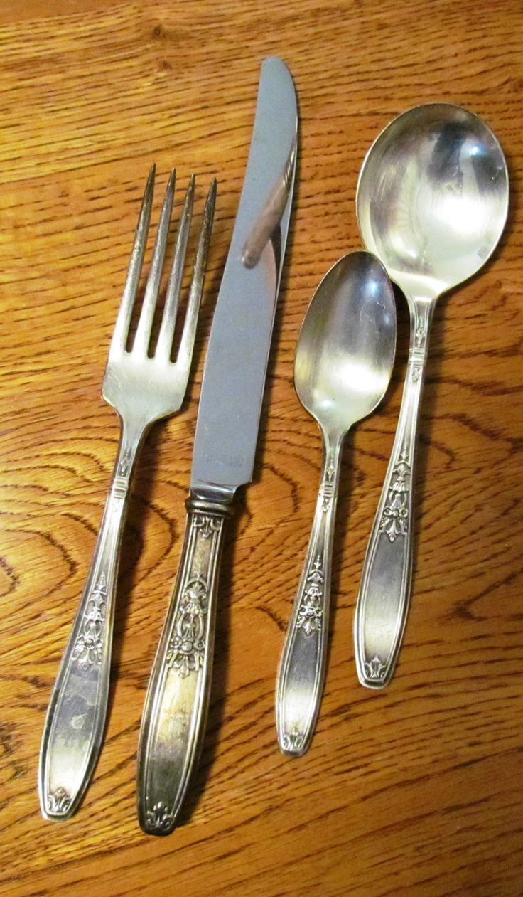 Dating rogers flatware
