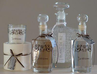 Amelie & Melanie, velas y perfumes de ambiente.