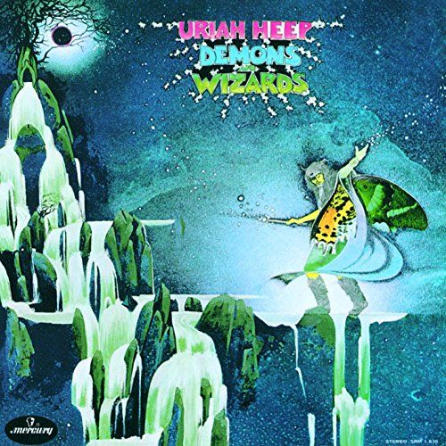 Uriah Heep: Demons & Wizards  #UriahHeep  #DemonsAndWizards  #Demons  #Wizards  #EasyLivin  #Classic  #Rock  #Kamisco