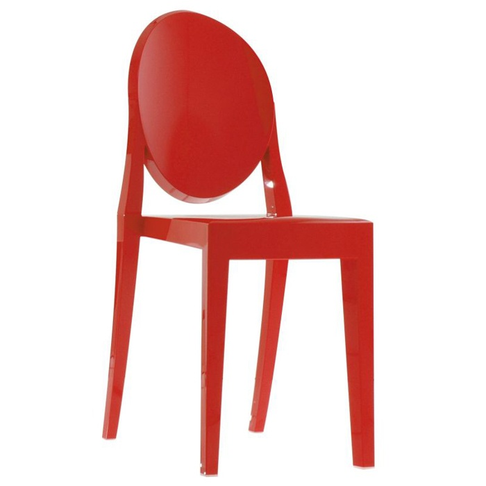 15 best sedia rossa images on pinterest armchairs for Sedie design rosse
