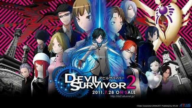 Devil Survivor 2 The Animation. 2013 April 4