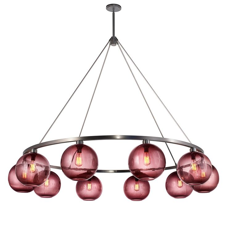 18 best Chandeliers images on Pinterest Contemporary chandelier