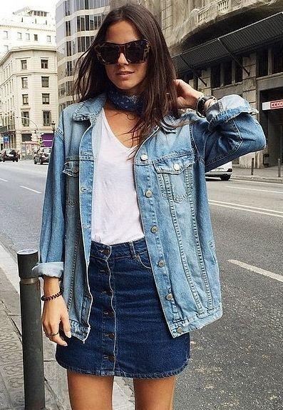 17 Best images about Denim on Pinterest   Boyfriend jeans, Studs ...