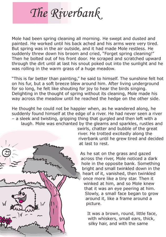 Grade 6 Reading Lesson 15 Classics