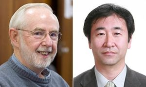 Arthur B McDONALD of Queen's University and Takaaki KAJITA  of the University of Tokyo win Nobel physics prize 2015  for discovery of neutrino oscillations, which show that neutrinos have mass