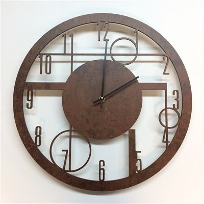 Clock by Shirley Lloyd-Davies / Dundee Designs Inc.