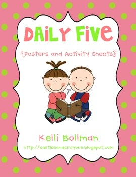 I HEART The Daily Five! :)This free download is full of Daily Five fun and includes:  ~ 1 (8 1/2 x 11) poster for each of the following:Rea...: Teaching Idea, Cafe Daily, Anchor Charts, Daily Five Posters, Schools Daily, Reading Daily, Daily 5 Posters, Activities Sheet, Anchors Charts