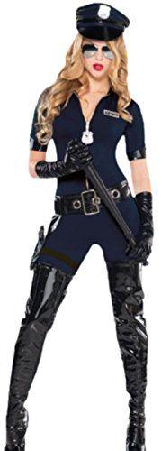 erdbeerloft - Damen Polizistin Kostüm, Uniform, Kostümset... https://www.amazon.de/dp/B0141HAZRU/ref=cm_sw_r_pi_dp_x_GMTPybRRZ8HPT