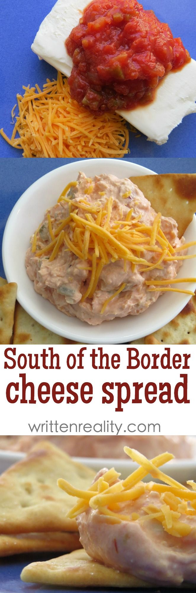South of the Border Cheese Spread