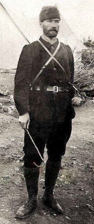 Mustafa Kemal Atatürk - Trablusgarp Savaşı/Tripolitanian War