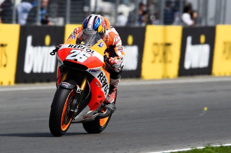 Pedrosa, Czech MotoGP Race 2014
