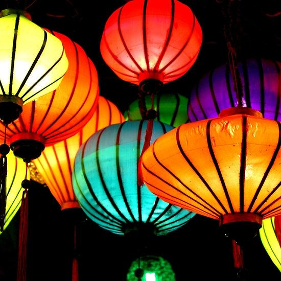 Lanterns. by le-pamplemousse. check out my portfolio on redbubble if you wanna :)