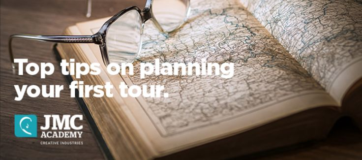 Tips on planning your first Music Tour! http://www.jmcacademy.edu.au/news/how-to-plan-your-first-tour