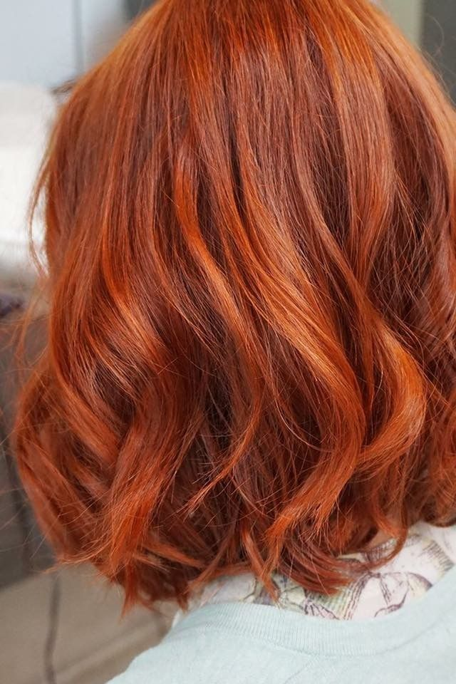 Rothaarige Frisur Frisur Rothaarige Ginger Haare Red Orange Hair Hair Color Guide Diy Hair Color