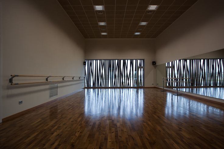 Dance School in Lliria,© Diego Opazo
