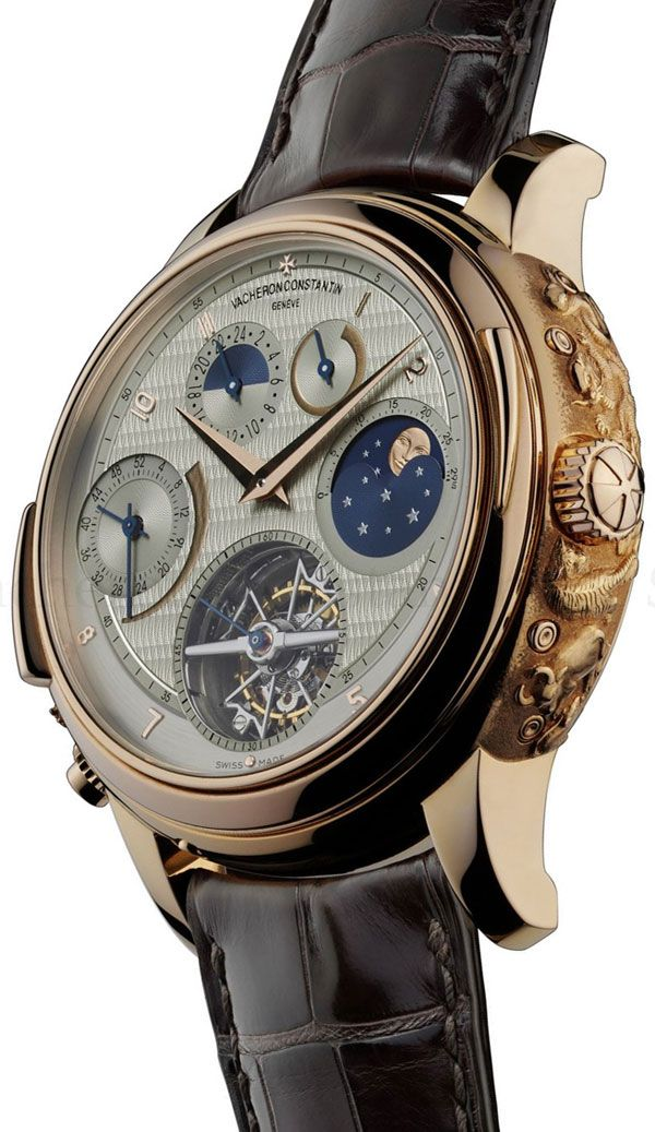 Обзор часов Vacheron Constantin Vladimir Tour de lile | Raddest Men's Fashion Looks On The Internet: http://www.raddestlooks.org