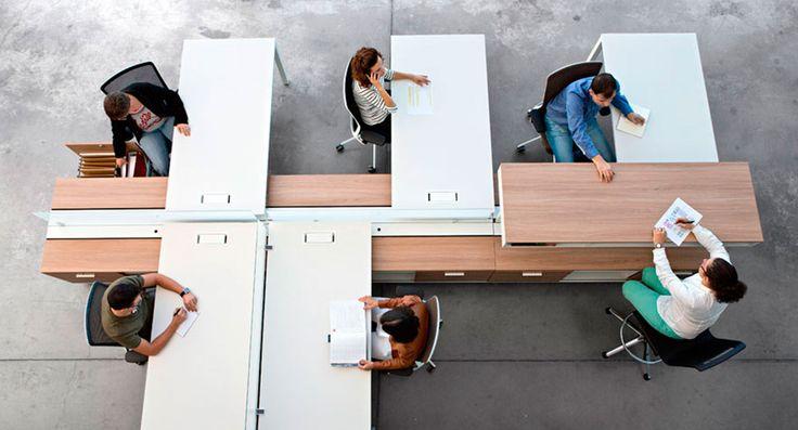 Organitec · Mobiliario Europeo de Oficina ·