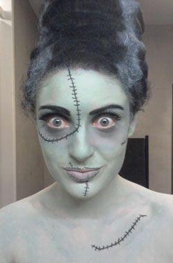Vijf 'Last Minute' Halloweenkostuums via @denachtvlinders
