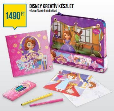 Disney Kreatív Készlet