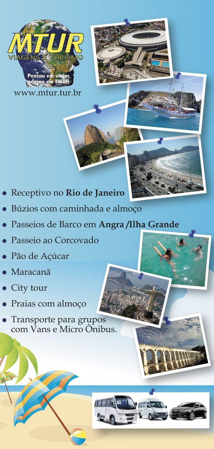 Passeios,viagens e turismo,excurções pelo Rio de Janeiro http://www.mtur.tur.br 21-24011935 21-97003-6647 Facebook:https://www.facebook.com/MTURviagens