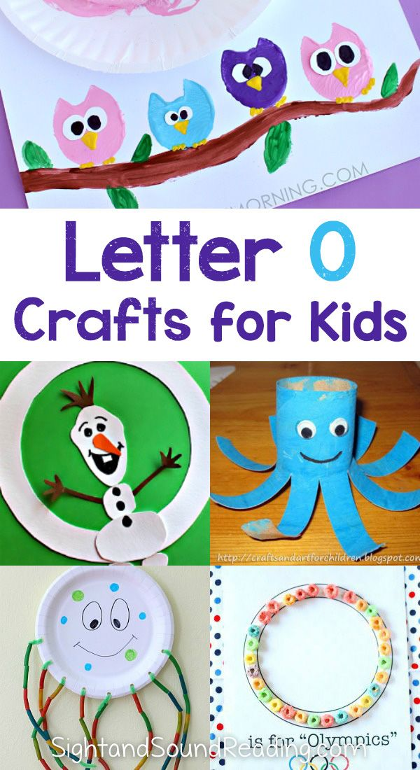 Letter O Crafts For Preschool Or Kindergarten Fun Easy And Educational Letter O Crafts Letter A Crafts Preschool Letter Crafts