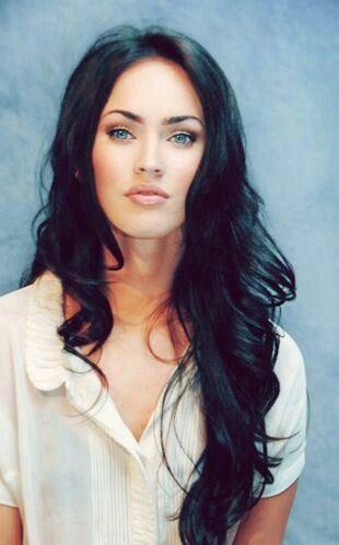 Megan Fox cabello negro #paulabeltran