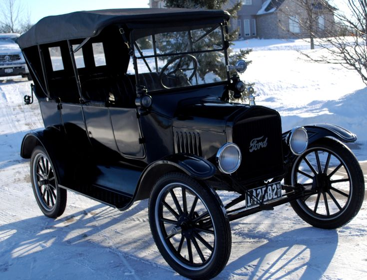 1917 Ford Model T Touring - completed Jan 2015 007