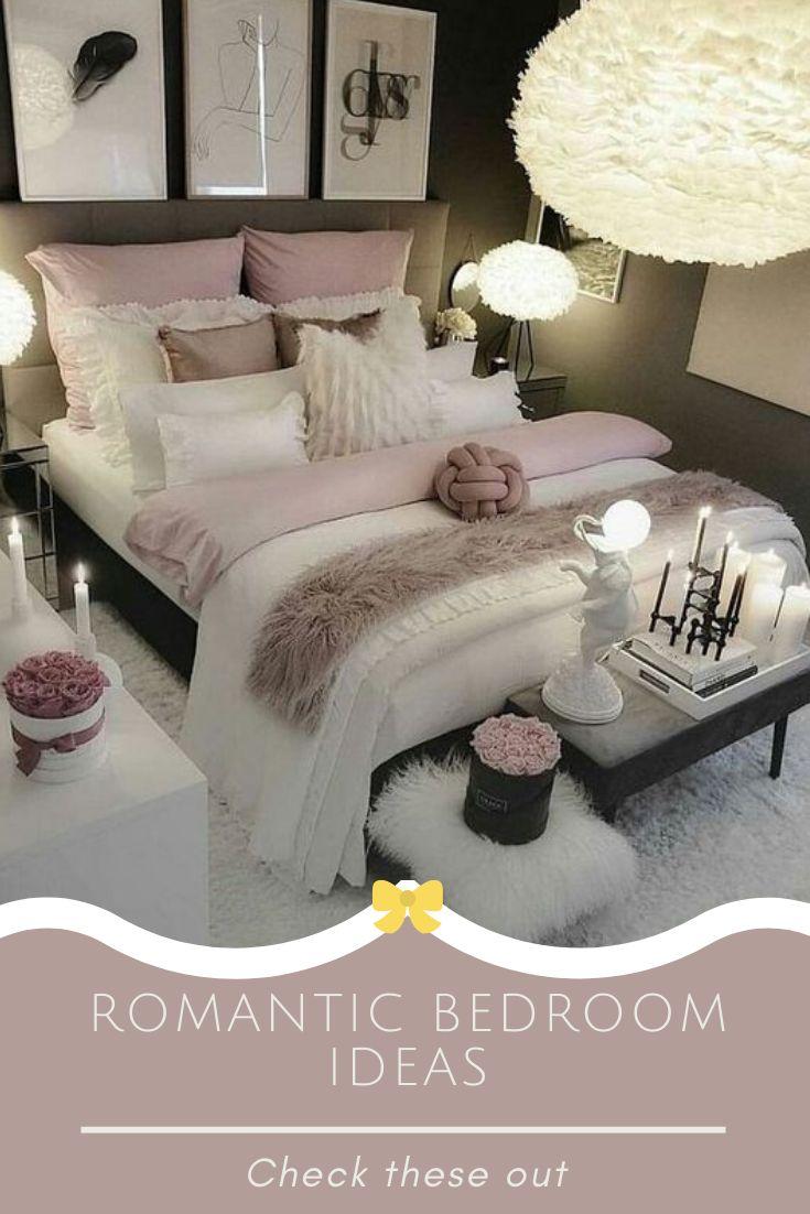 Romantic Bedroom Ideas With Enchanting Design Decortrendy Classy Bedroom Stylish Bedroom Woman Bedroom Photos in bedroom ideas