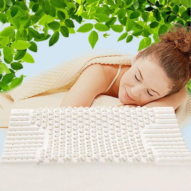 Wholesale 100% Natural Thailand Latex Pillows For Adults Particle Neck Massage Pillhealth Care Ows With Pillowcase Bedding Products Free Dhl Bedroom Pillows Decorative Pillow Cover From Ningshaohua, $44.42| Dhgate.Com