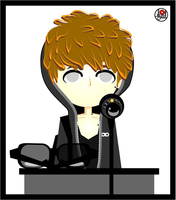 fanART GIF   YeolLie in fornt of CAM IMIGRATION   created by +Ratna Har (Little Lumut)