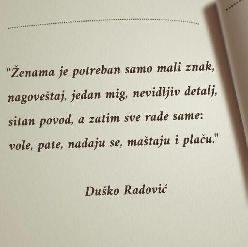 Duško Radović #citati #srpski