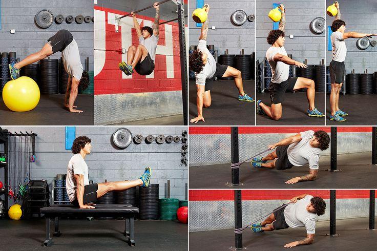 The 41 Hardest Core Exercises