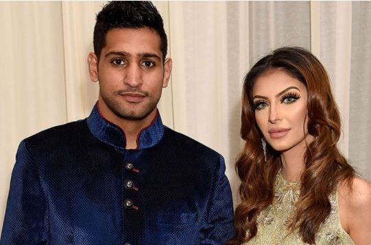 I have filed for divorce from my wife Faryal  Amir Khan says as he questions if shes even pregnant (Video)