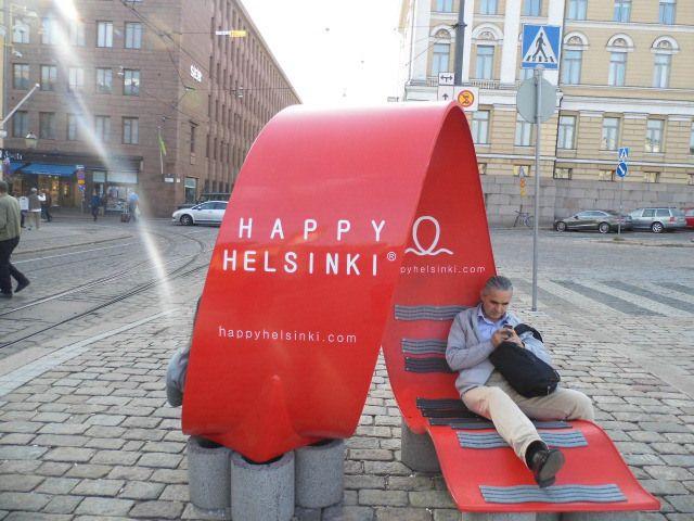 Afternoon in Helsinki
