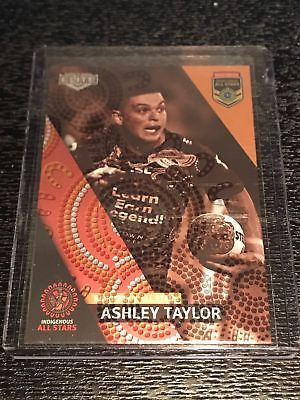 Rugby League NRL Cards 25583: 2017 Elite Indigenous All Stars Asp3 Ashley Taylor #61 100 - Allstars -> BUY IT NOW ONLY: $49.95 on eBay!