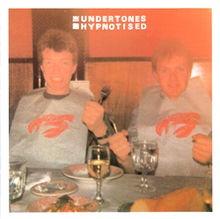 The Undertones Hypnotised April 1980 Album Covers