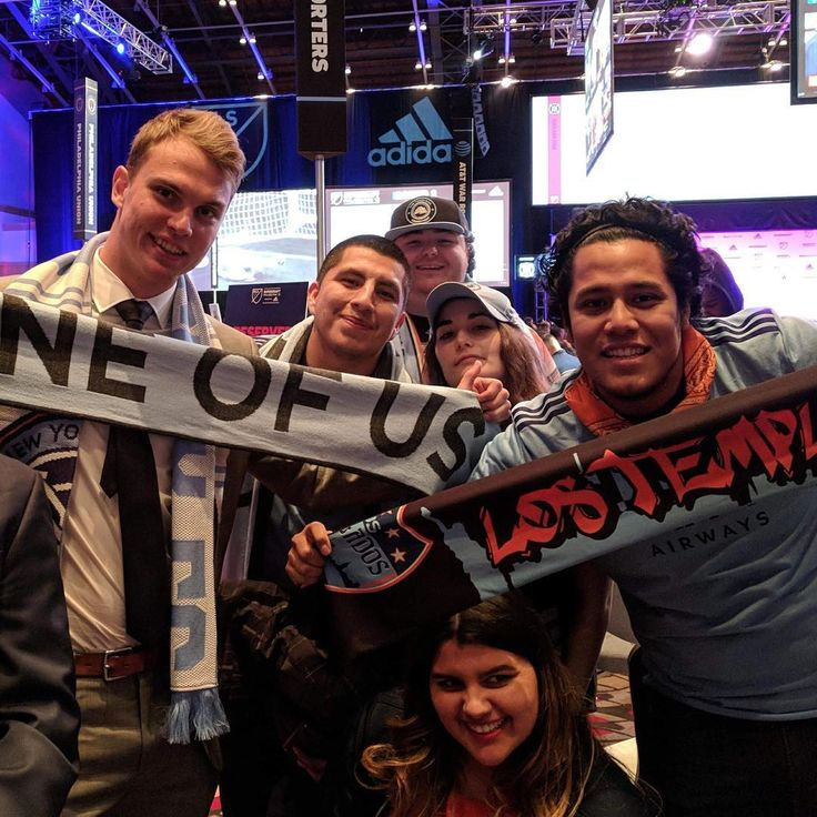 Have you been to the superdraft before? If not check out our latest video exclusively on YouTube with a shortcut available on our bio!  https://youtu.be/gauVs7jOj3E #NYCFCAwayDays #NYCFC #NYisblue #SuperDraft #MLS #MLSsuperdraft #awaydays #majorleaguesoccer #dradt #jeffcaldwell #LAFC #philadelphiaunion #phillyunion #philly #philadelphia #Nyc #usa #California #usmnt #uswnt #usasoccer #ussoccer #losangelesfootballclub #ajpaterson