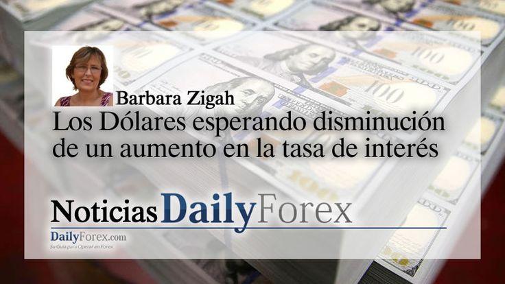Los Dólares esperando disminución de un aumento en la tasa de interés | EspacioBit -  https://espaciobit.com.ve/main/2017/07/18/los-dolares-esperando-disminucion-de-un-aumento-en-la-tasa-de-interes/ #Forex #DailyForex #DolarEstadounidense #USD