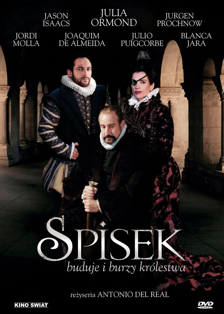 Spisek (2009, La conjura de El Escorial) cały film lektor PL