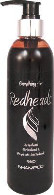 250ml Red Colour Depositing Shampoo for Red Hair - Red Shampoo from Everything for Redhead