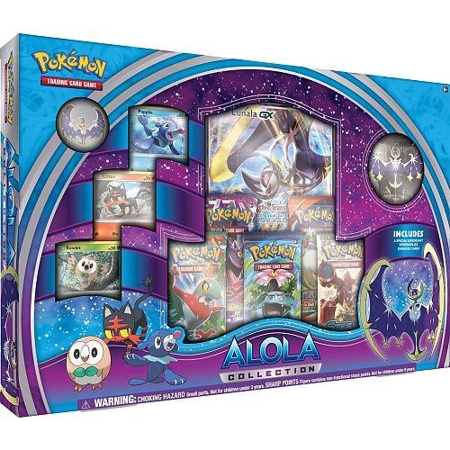 Pokémon Alola Collection Box - Lunala/Moon