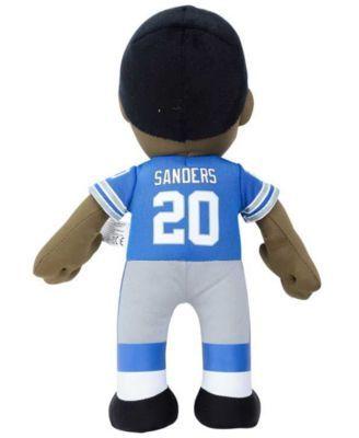 Bleacher Creatures Barry Sanders Detroit Lions 10inch Player Plush Doll - Blue/Gray