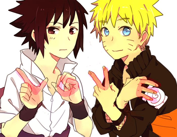 LOVE ! Naruto x Sasuke | NARUTOOOO | Naruto, Sasunaru ...