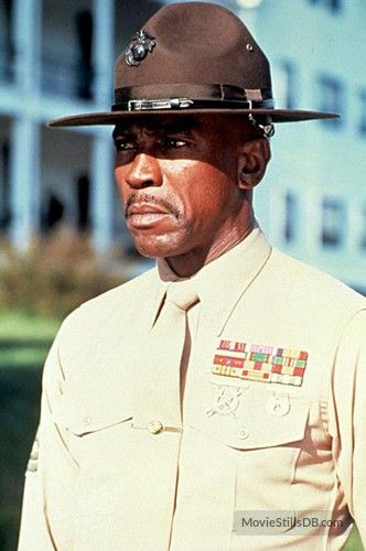 An Officer and a Gentleman - Publicity still of Louis Gossett, Jr.