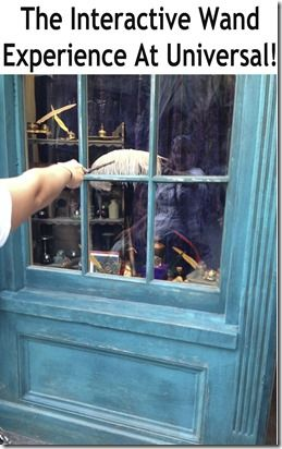 The Wand is a very important part of the Wizarding World of Harry Potter.