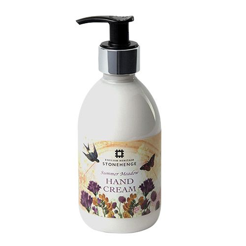 Made exclusively for English Heritage in England from natural ingredients, the hand cream contains nourishing Shea Butter and Evening Primrose oil to soothe and treat dry hands.