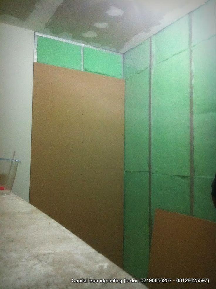 Peredam Suara Tangerang: Dj School Project At Alam Sutra
