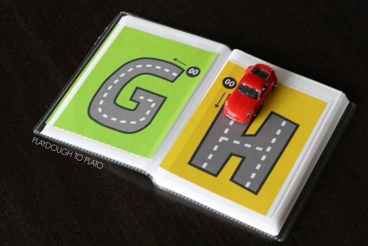 FREE Matchbox car book from Playdough to Plato.